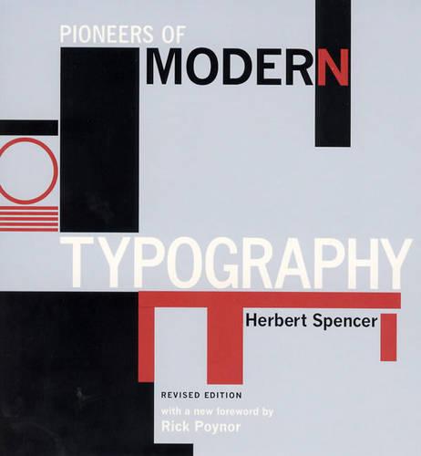 Pioneers of Modern Typography (Paperback)