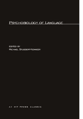 Psychobiology of Language - Neuropsychology and Neurolinguistics (Paperback)