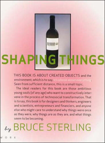 Shaping Things - Mediaworks Pamphlets (Paperback)