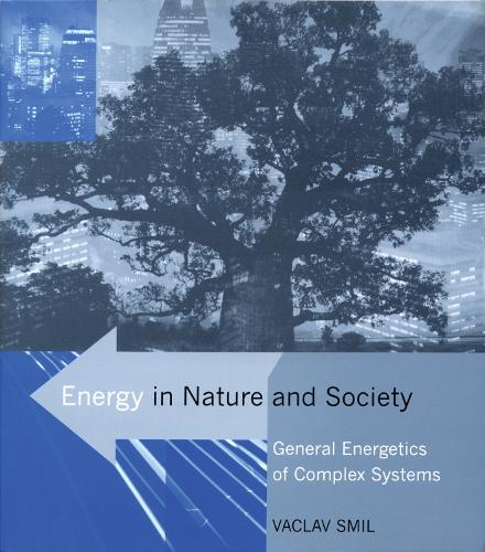Energy in Nature and Society: General Energetics of Complex Systems - The MIT Press (Paperback)