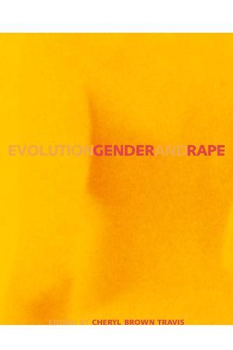 Evolution, Gender, and Rape - A Bradford Book (Paperback)