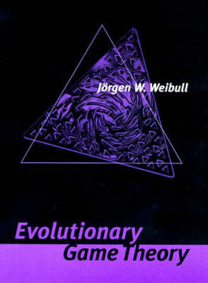 Evolutionary Game Theory - The MIT Press (Paperback)