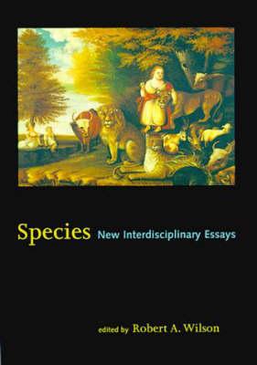 Species: New Interdisciplinary Essays (Paperback)