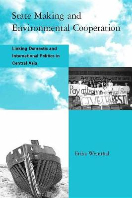 State Making and Environmental Cooperation: Linking Domestic and International Politics in Central Asia (Paperback)