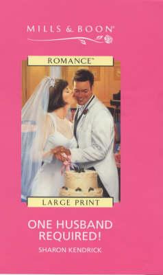 One Husband Required! (Hardback)