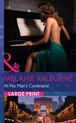 At No Man's Command - Mills & Boon Largeprint Romance (Hardback)