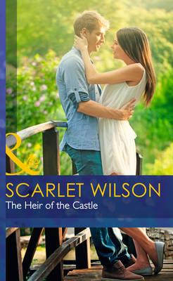 The Heir of the Castle - Mills & Boon Hardback Romance (Hardback)