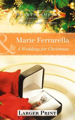 A Wedding for Christmas - Mills & Boon Heartwarming (Paperback)