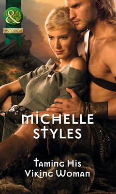 Taming His Viking Woman (Paperback)