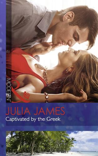 Captivated By The Greek (Paperback)
