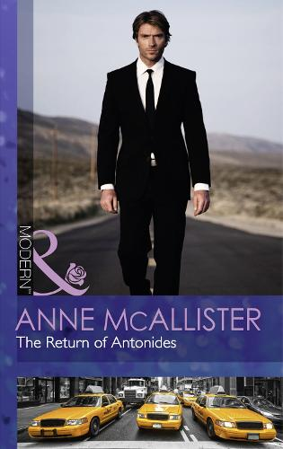 The Return Of Antonides (Paperback)