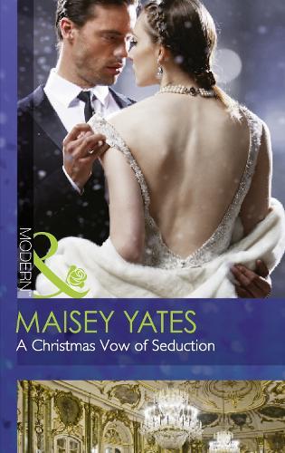 A Christmas Vow Of Seduction (Paperback)
