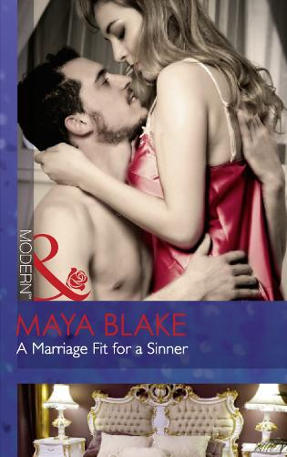 A Marriage Fit For A Sinner - Seven Sexy Sins 6 (Paperback)