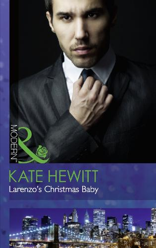 Larenzo's Christmas Baby - One Night With Consequences 13 (Paperback)