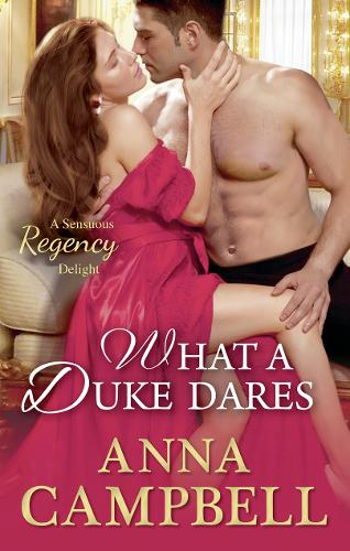 What A Duke Dares (Paperback)