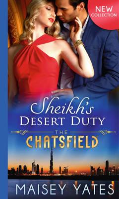 Sheikh's Desert Duty - Mills & Boon Hardback Romance (Paperback)