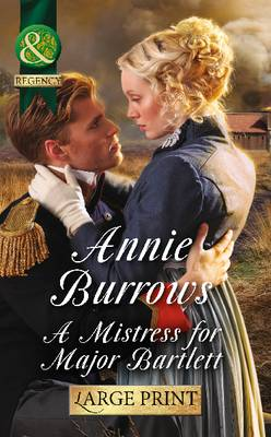 A Mistress For Major Bartlett (Hardback)