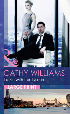 To Sin With The Tycoon (Hardback)