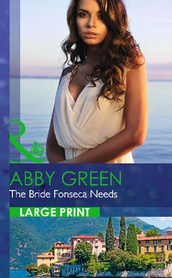 The Bride Fonseca Needs (Hardback)