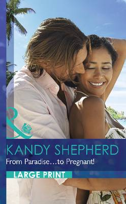 From Paradise...To Pregnant! (Hardback)