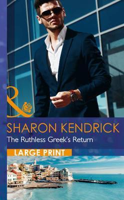The Ruthless Greek's Return (Hardback)