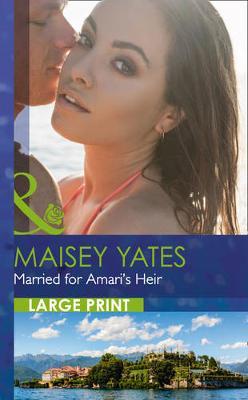 Married For Amari's Heir (Hardback)