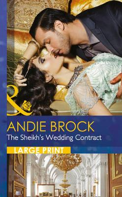 The Sheikh's Wedding Contract (Hardback)