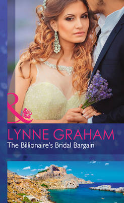 The Billionaire's Bridal Bargain (Hardback)