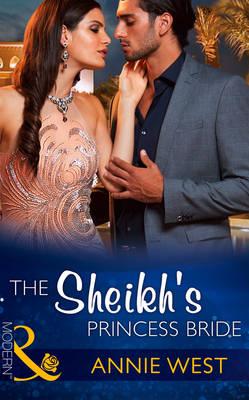 The Sheikh's Princess Bride (Hardback)