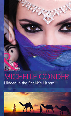 Hidden In The Sheikh's Harem (Hardback)