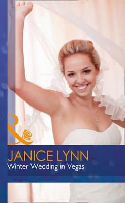 Winter Wedding in Vegas - Mills & Boon Hardback Romance (Hardback)