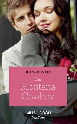 Her Montana Cowboy - Home to Eagle's Rest 1 (Paperback)