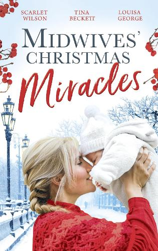 Midwives Christmas Miracles: A Touch of Christmas Magic / Playboy DOC's Mistletoe Kiss / Her Doctor's Christmas Proposal (Paperback)