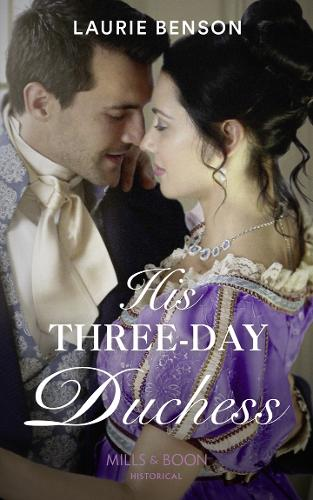 His Three-Day Duchess - The Sommersby Brides 3 (Paperback)