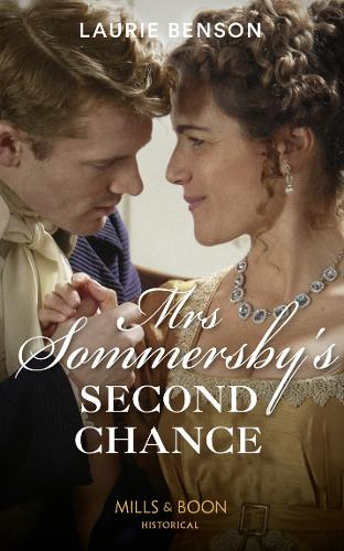 Mrs Sommersby's Second Chance - The Sommersby Brides 4 (Paperback)