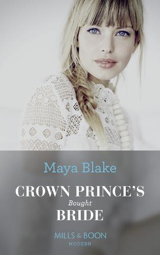 Crown Prince's Bought Bride - One Night With Consequences (Paperback)