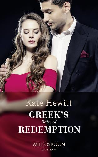 Greek's Baby Of Redemption - One Night With Consequences 54 (Paperback)