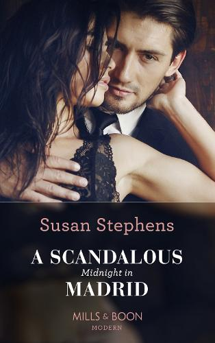A Scandalous Midnight In Madrid - Passion in Paradise 2 (Paperback)