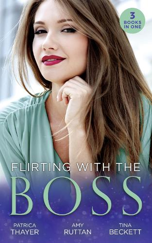 Flirting With The Boss: Single Dad's Holiday Wedding (Rocky Mountain Brides) / Melting the Ice Queen's Heart / Her Playboy's Secret (Paperback)