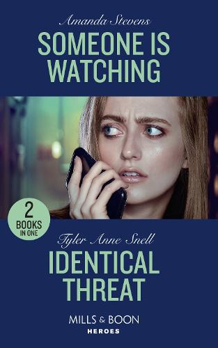 Someone Is Watching / Identical Threat: Someone is Watching (an Echo Lake Novel) / Identical Threat (Winding Road Redemption) (Paperback)