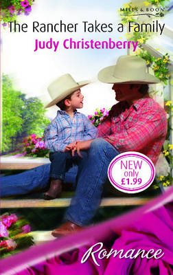 The Rancher Takes A Family (Paperback)