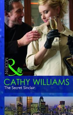 The Secret Sinclair - Mills & Boon Modern (Paperback)