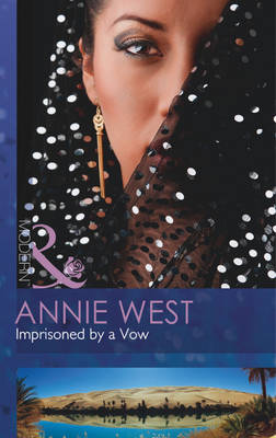 Imprisoned by a Vow - Mills & Boon Modern (Paperback)