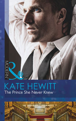 The Prince She Never Knew - The Diomedi Heirs 1 (Paperback)