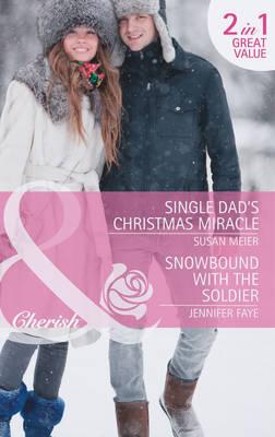 Single Dad's Christmas Miracle - Mills & Boon Cherish (Paperback)