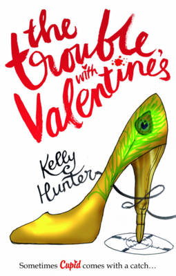 The Trouble with Valentine's (Paperback)