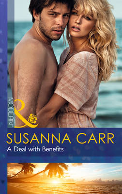 A Deal with Benefits - Mills & Boon Modern (Paperback)