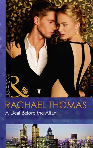 A Deal Before The Altar (Paperback)