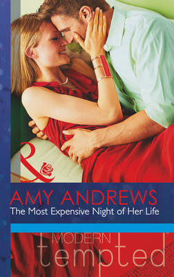 The Most Expensive Night of Her Life (Paperback)