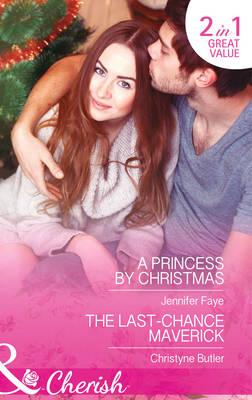 A Princess by Christmas - Mills & Boon Cherish (Paperback)
